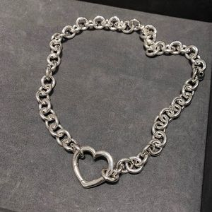 Authentic Tiffany & Co sterling silver necklace